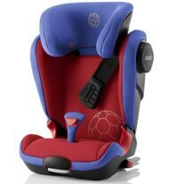 Britax Römer KidFix XP SICT Black Series Football Edition