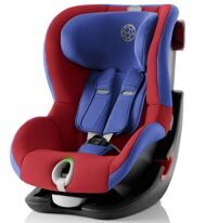 Britax Römer King II LS Football Edition