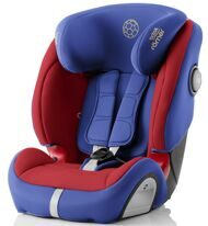 Britax Römer Evolva 1-2-3 SL Sict Football Edition